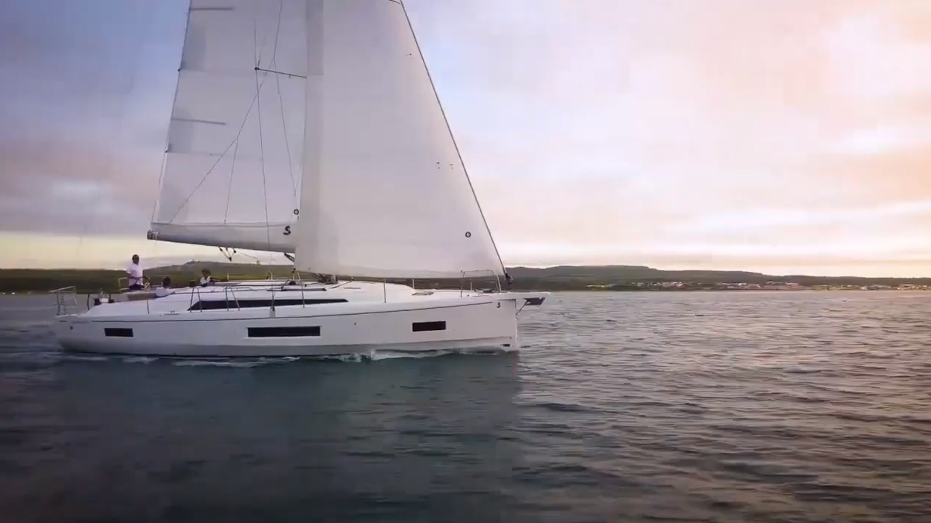 Beneteau Oceanis 40.1_ Join Us for A Private Tour