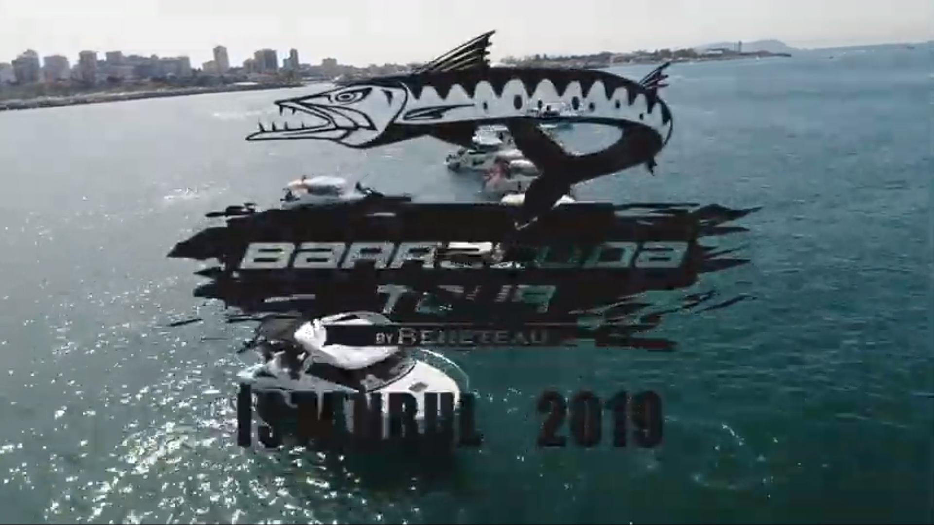 4. Barracuda Tour Istanbul - 2019