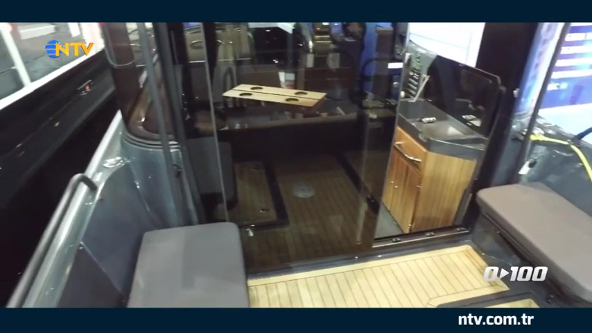 Xo Boats 270 Cabin Outboard - NTV 0'dan 100'e