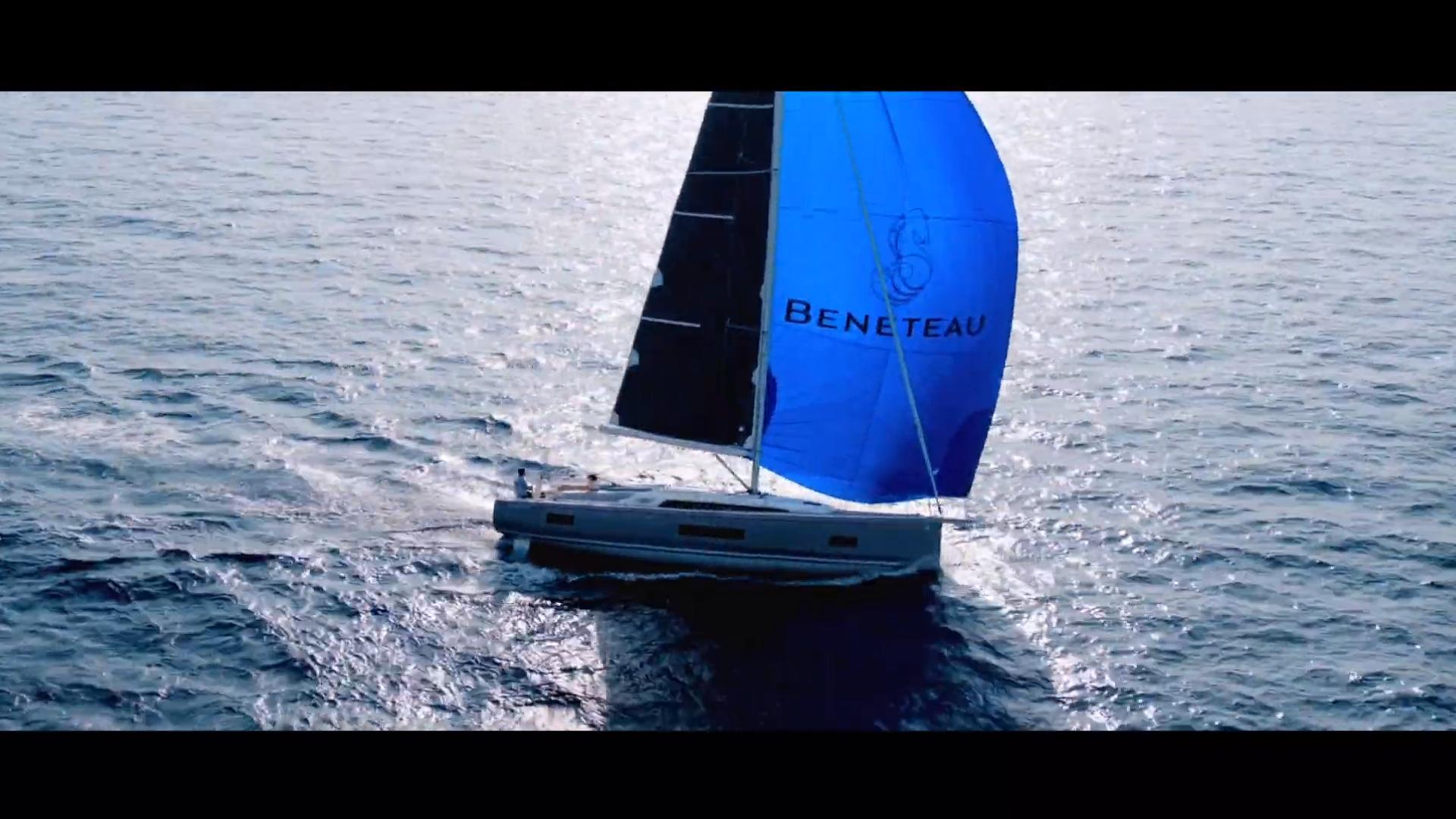 Oceanis 46.1 by Beneteau